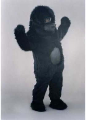 Kong the Gorilla Mascot Costume