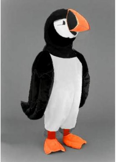 Puff-in Puffin Mascot Costume