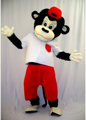 Cheeky Monkey Mascot Costume