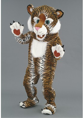 Tigers Mascot Costume