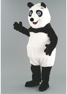Lin Lin Panda Bear Mascot Costume