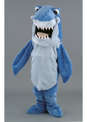 Sammy Shark Mascot Costume