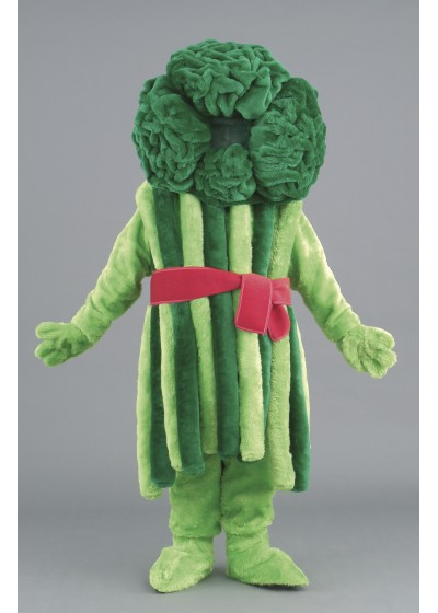Bobby Broccoli Mascot Costume
