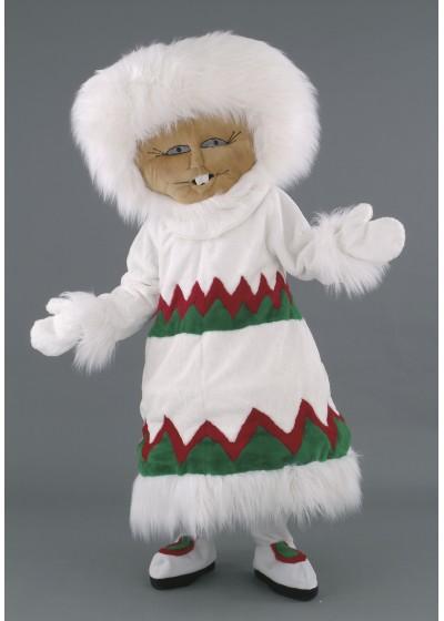 Eskimo Mascot Costume