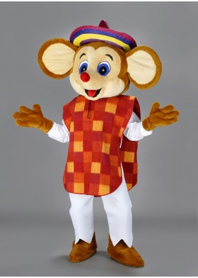 Mexican Mouse Mascot Costume