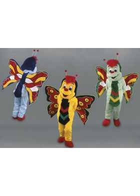 Butterfly Mascots Costumes
