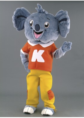 Koala Bear Mascot Costume