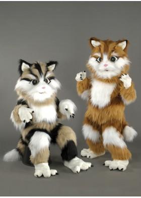 Cat Mascot Costumes