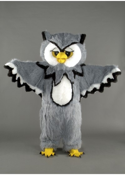 Wise Owl Mascot Costume