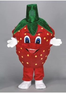 Strawberry Mascot Costume