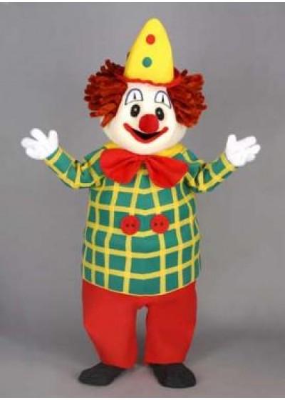 Bobo the Clown Mascot Costume