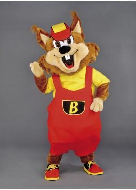 Fox Mascot Costume - Boomer