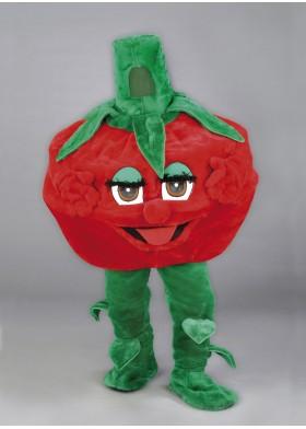 Tommy Tomato Mascot Costume