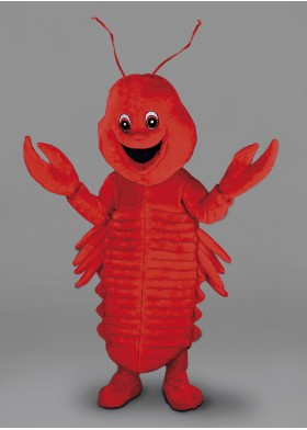 Lobster Mascot Costume