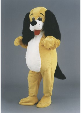 Bobby Dog  Mascot Costume