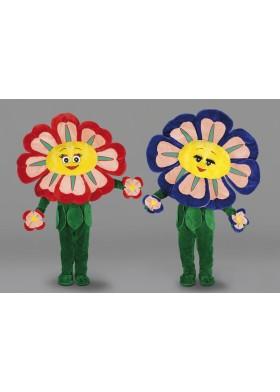 Daisy the Flower Mascot Costume