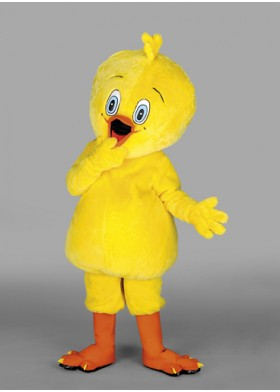 Little Chick Mascot Costume