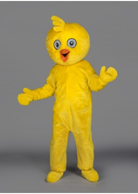 Cheeky Chick Mascot Costume