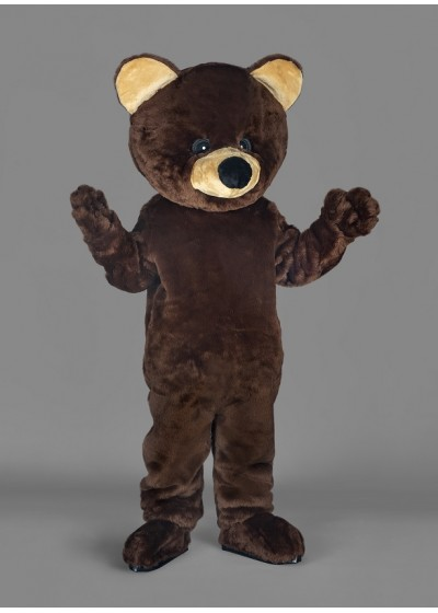 Brownie Bear Mascot costume