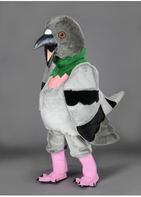 Percy Pidgeon Mascot Costume