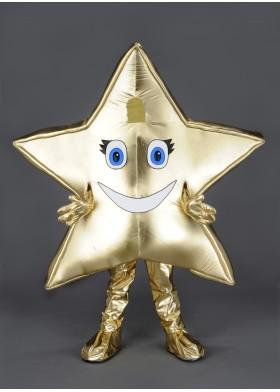 Starry Star  Mascot Costume
