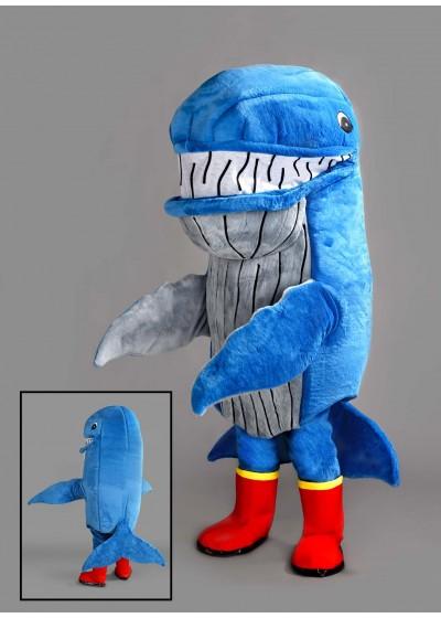 Finny Fish Mascot Costume