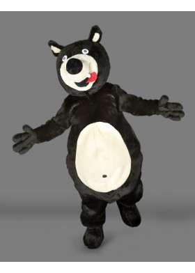 Huggy Bear Mascot Costume