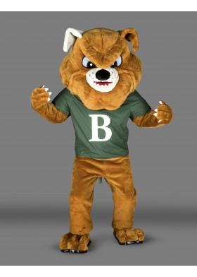 Scrappy Dog Mascot Costume
