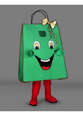 Classy Bag Mascot Costume