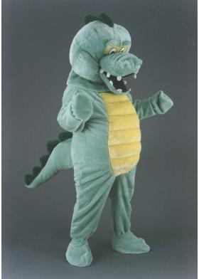 Cuddly Crocodile Mascot Costume