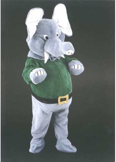 Daddy Elephant Mascot Costume