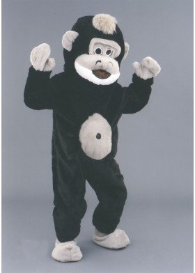 Taboo the Monkey Mascot Costume