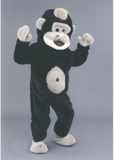 Taboo the Monkey Mascot Costume