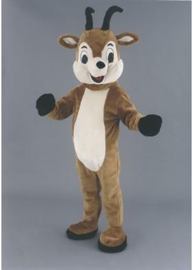 Baby Deer Mascot Costume