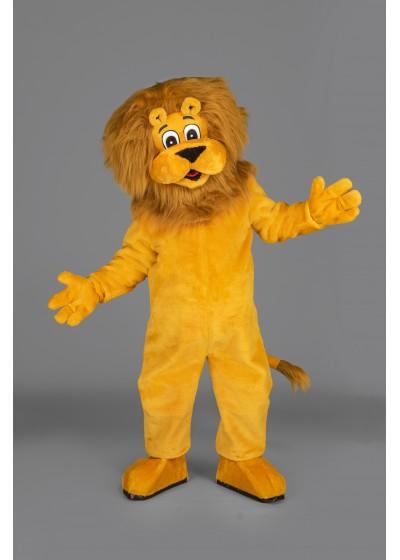 d4ec96746 Leo the Lion Mascot Costume