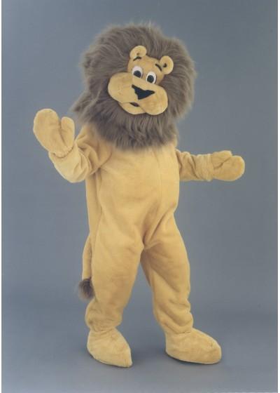 Leo the Lion Mascot Costume