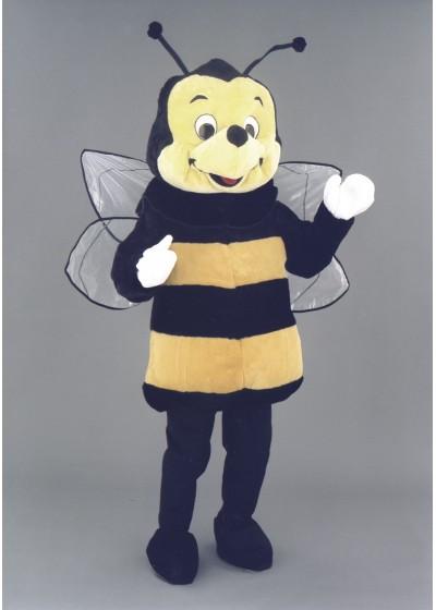 Buzzy Bee Mascot Costume