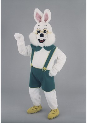 Ronald the Rabbit Mascot Costume