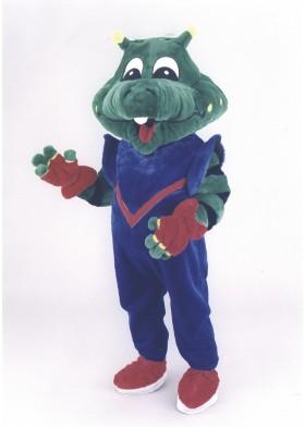 Space Alien Mascot Costume