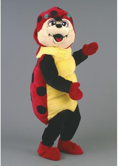 Ladybird Mascot Costume