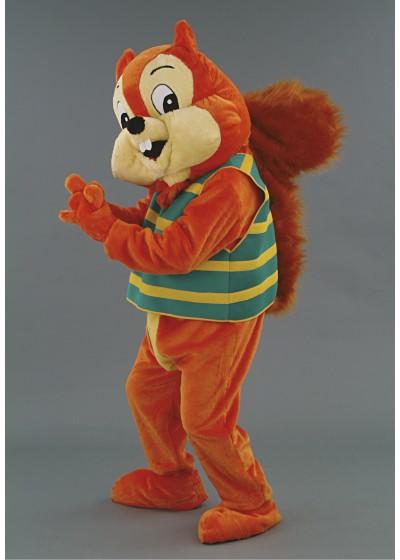 Squirrel Mascot Costume - Chipper