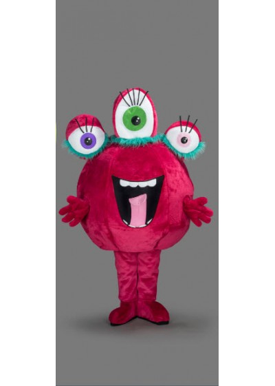 Oddball Monster Mascot Costume