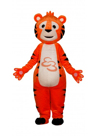 Customised Tiger Mascot Costume
