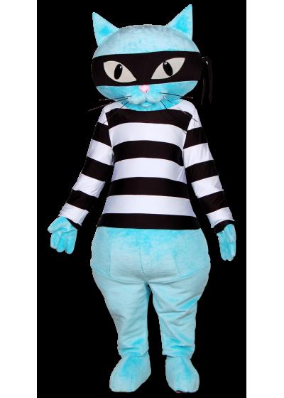 Custom Made Cat Mascot Costume