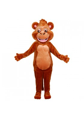 Custom Made Monkey Mascot Costume