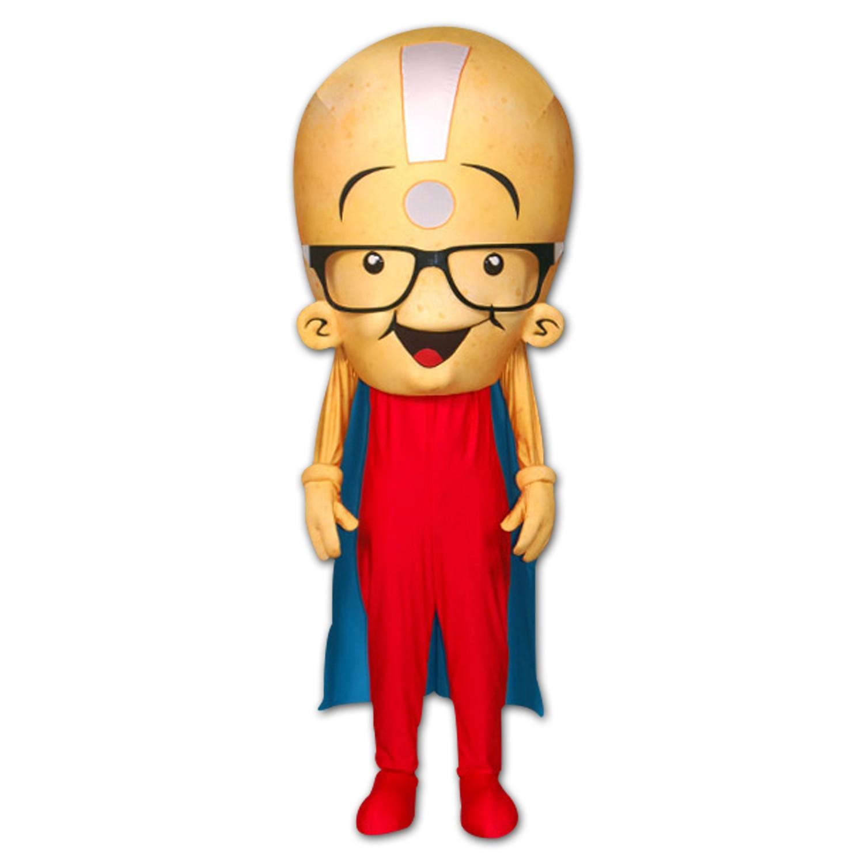 cf8949e0b Custom Made Potato Mascot Costume