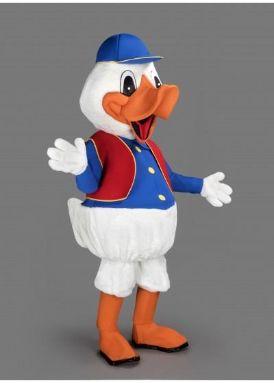 Arthur Duck Mascot Costume