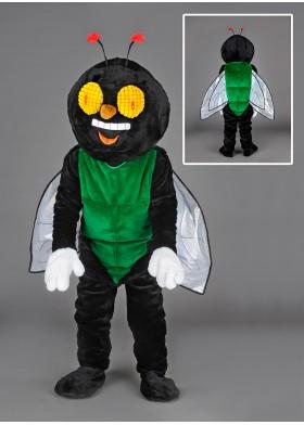Happy Fly Mascot Costume