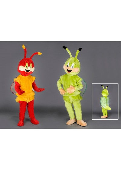 Insects Mascot Costume
