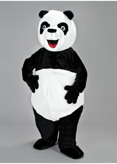 Andy Panda Mascot Costume
